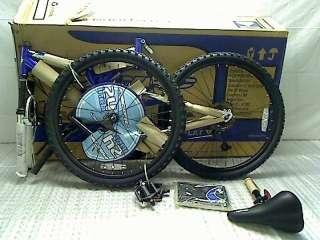 Pacific Chromium Boys Dual Suspension Mountain Bike (24 Inch Wheels