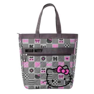 Sanrio Hello Kitty Laptop Tote Bag Check