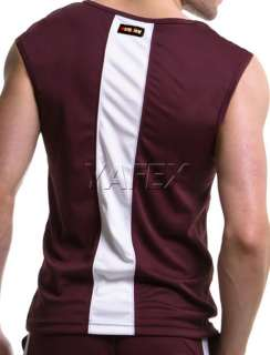 New Mens Fashion Sexy Sleeveless T Shirt Vest Sports GYM Tank Tops