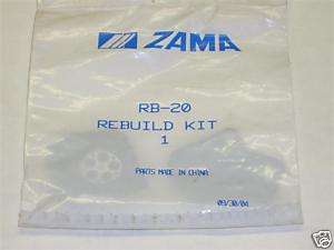 NEW Zama Carburetor Rebuild Kit OEM RB 82