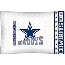 Dallas Cowboys Bedding Sets   Buy NFL Sheets and Pillows at