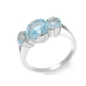 9ct Yellow Gold Peridot & Diamond Ring Size 6 Jewelry