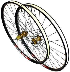 STANS FLOW 26er HOPE PRO 2 EVO MOUNTAIN BIKE WHEELSET