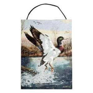 Jump Sar Duck Wall Hanging apesry 17 x 26 Home