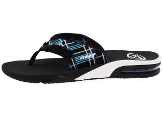 REEF FANNING PRINT MENS THONG SANDAL SHOES ALL SIZES