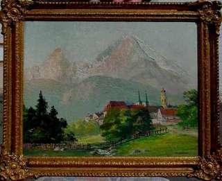 Walter Nessler 1912 2001 Berchtesgarden xxxxxxxxx