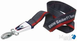Schnäppchen BMW *High Quality* Lanyard mit Karabiner