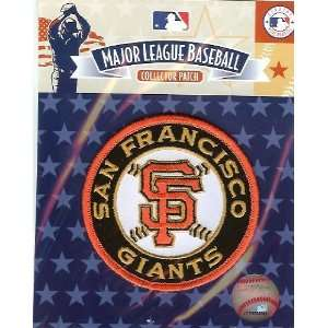 San Francisco Giants Road Jersey Sleeve Patch