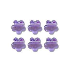Violet Flower Swarovski Crystal Beads 5744 8mm New