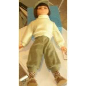 Boy Doll 19 Inch Cr Club Collector Doll Toys & Games