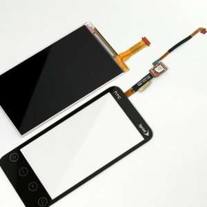 +Touch Touchscreen Digitizer For Sprint HTC EVO Shift 4G Electronics