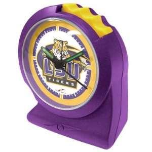 Louisiana State University Tigers Gripper Alarm Clock