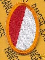 11th Armored Cavalry ACR Airborne beret flash patch #10