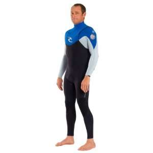 Rip Curl E Bomb Chest Zip 4/3 Wetsuit:  Sports & Outdoors