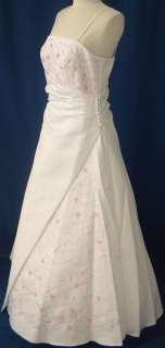 imagine yourself in this gorgeous informal bridal wedding dress it is
