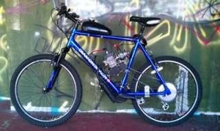 HOT Diamondback Sorrento Bicycle Bike 50cc 2 Stroke Engine +35mph
