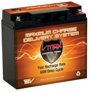 VMAX600 YAMAHA MOTORCYCLE BIKE 12V AGM DRY BATTERY