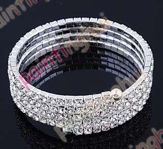 Free swarovski Crystal Bracelet Bangle Cuff