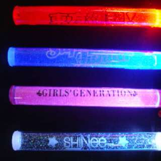 TVXQ,SNSD,SUJU,SHINEE LIGHT STICK+1BALLOON For HUGE FAN
