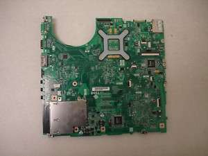 Dell Studio INTEL Motherboard 1536 P172H AS IS