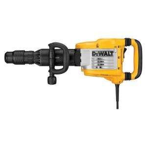 DEWALT 3/4 in. Heavy Duty Deomolition Hammer Hex Steel Drive System