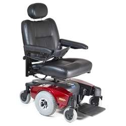 Pronto Power Mobility Wheelchair Red GREAT PRICE!!! RET.$3500.