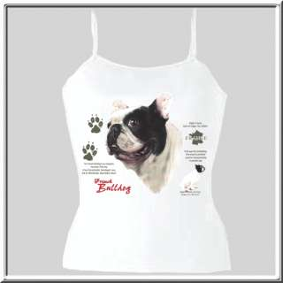 French Bulldog Bull Dog Origin WOMENS SHIRTS S XL,2X,3X