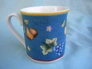 Villeroy & Boch Biella Citta & Campagna Fruit Design Mug 3.5