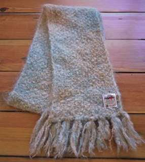 FREE SHIPPING knitted scarf handmade scarvescable scarf knitting Handmade Scarves Ireland