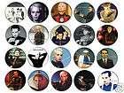 gary numan portrait pin button badge magnet set 20 badges