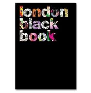 THE LONDON BLACKBOOK   GRAFFITI ART BOOK   DRAWINGS