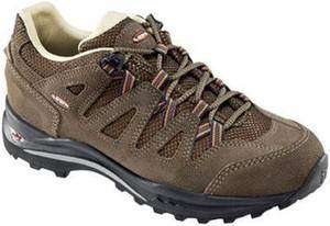 Lowa Jannu Lo Lady Mocha Orange Brown Womens Hiking Trail Boot Shoe