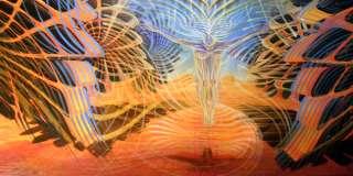 Visionary Art D.KONSTANTIN Ernst Fuchs Goa Art Fantasy