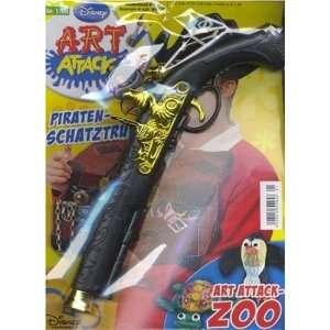 Disney Art Attack: .de: Zeitschriften