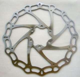 Stainless Steel Disc Brake Rotor, 160mm , 84g Superlight ]