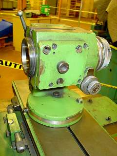 DECKEL S 11 UNIVERSAL TOOL & CUTTER GRINDER w/OPTIONS
