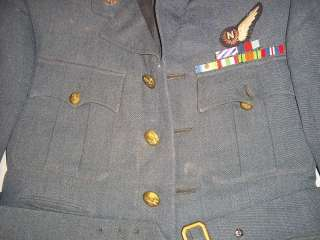 WW2 RAF Full Service Uniform   540 Sqn Mosquitoes CC