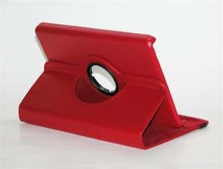 PU Leather Cover Case with Built in Stand for  Kindle Fire
