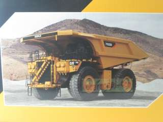 50 NORSCOT CAT 793D MINING Truck CATERPILLAR Metal Die Cast Model