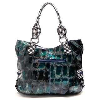 Flower Fashion Shoulder Bag Hobo Satchel Tote Purse Handbag