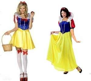 Dwarfs Ice Queen Disney Fairytale Fancy Dress Costume UK 8 14