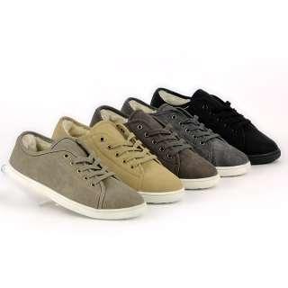 Top Sneaker Damen Schuhe 91137 gefüttert Größen 36 41