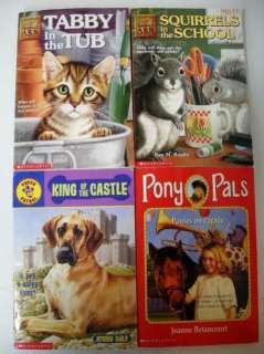 Lot of 22 Animal Ark Puppy Patrol Childrens Story Books