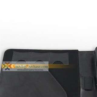 Funda Cuero Funda de Piel para ARCHOS 70b eReader eBook Touch Pen