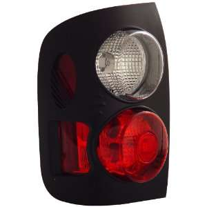 Anzo USA 211122 Nissan Pathfinder Black Tail Light Assembly   (Sold in