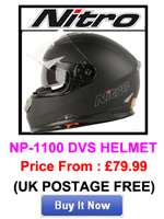 Nitro Mx450 Trail Motorcoss Helmet Acu Gold