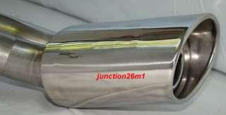BRAND NEW SCORPION CAT BACK SYSTEM TO FIT SEAT LEON CUPRA R 1.8 TURBO