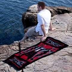 New WWE Beach Towels Edge HHH Rey Undertaker Cena