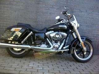 2011 Harley Davidson DYNA, BLACK