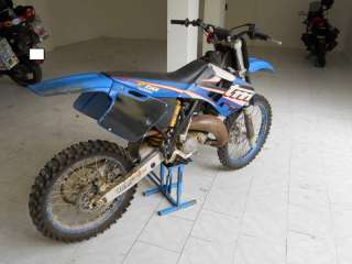 Moto da cross tm racing 125 del 99 a Potenza Picena    Annunci
